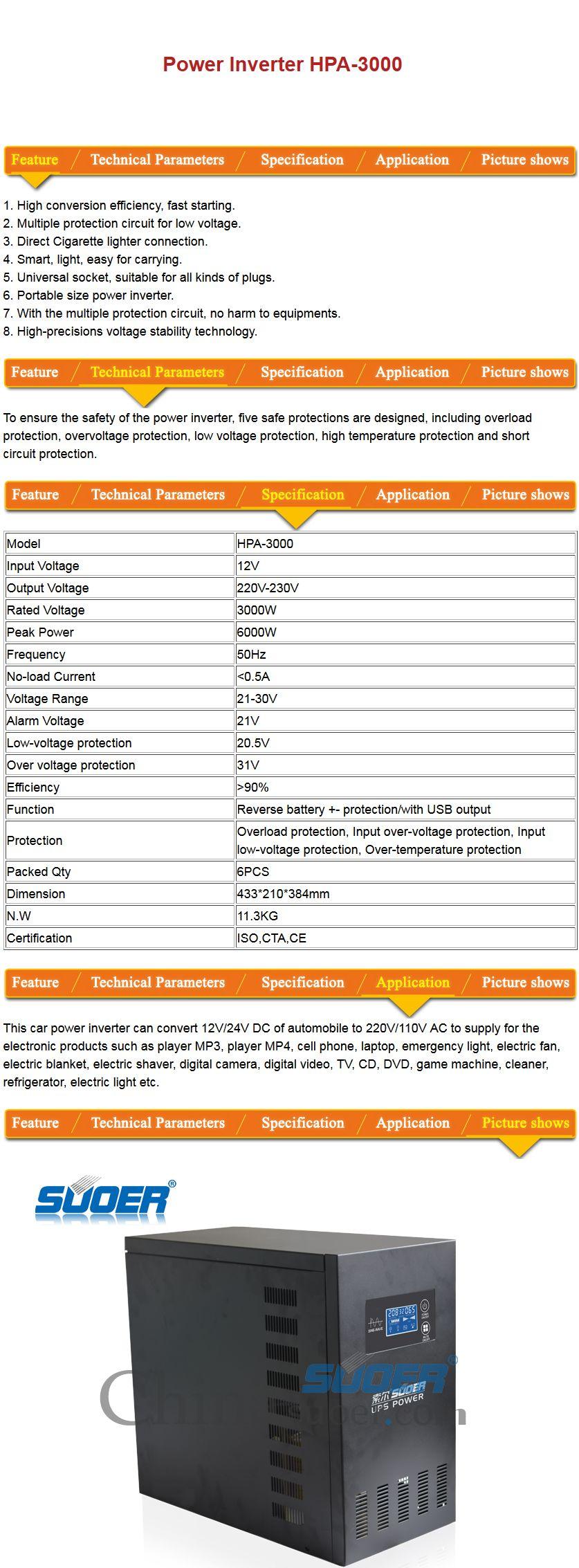 Wn Enterprises High Low Voltage Protection Circuit Details